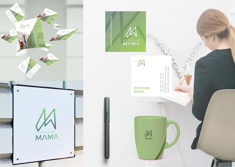 OfficineMaMa - Naming Branding & Corporate Identity